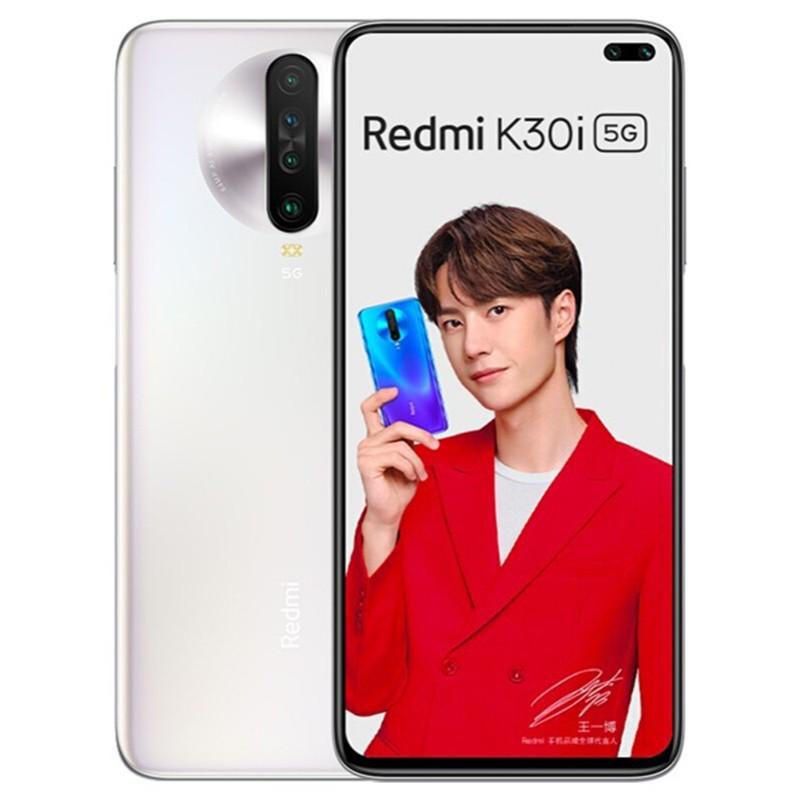 กล้องสมาร์ทโฟน Xiaomi Redmi K30 I 5 G 48 Mp 8gb Ram + 128 Gb Rom