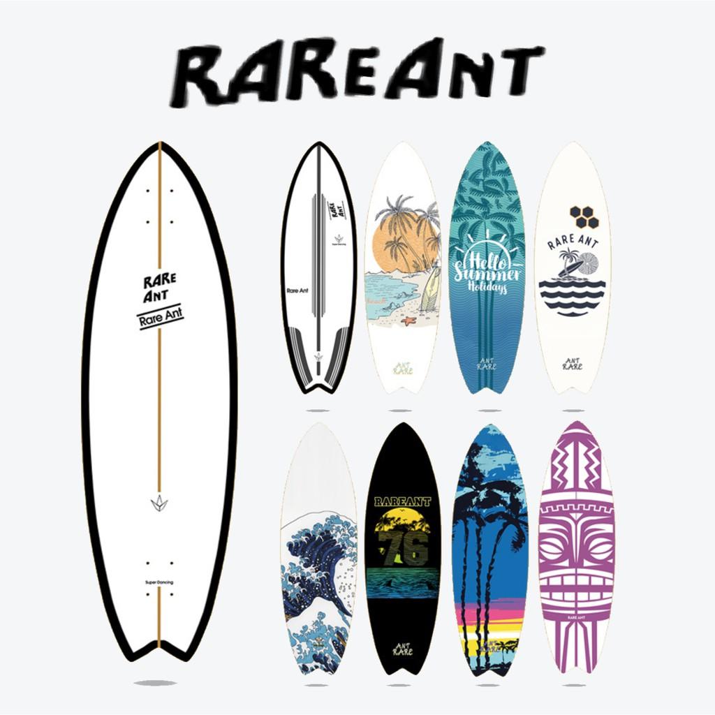 🔥 REREANT 4.0 Surf Skateboard CX4 truck surfskate ● เสิร์ฟสเก็ตบอร์ด ● BAKABOY Skateboards Co.