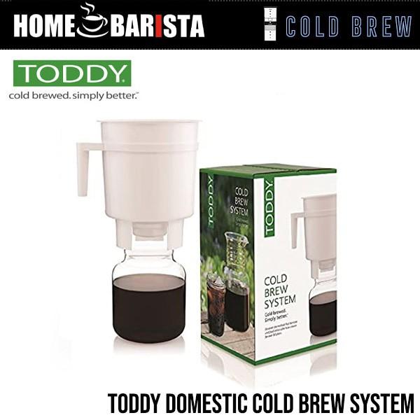 """เครื่องทำกาแฟ Toddy """"Domestic"""" Cold Brew System - ชุดถังทำกาแฟ cold brew แบบแช่"""