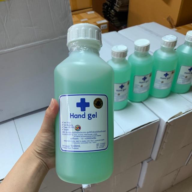 เจลล้างมือ แอลกอฮอล์ ขนาด 1000 ml.
