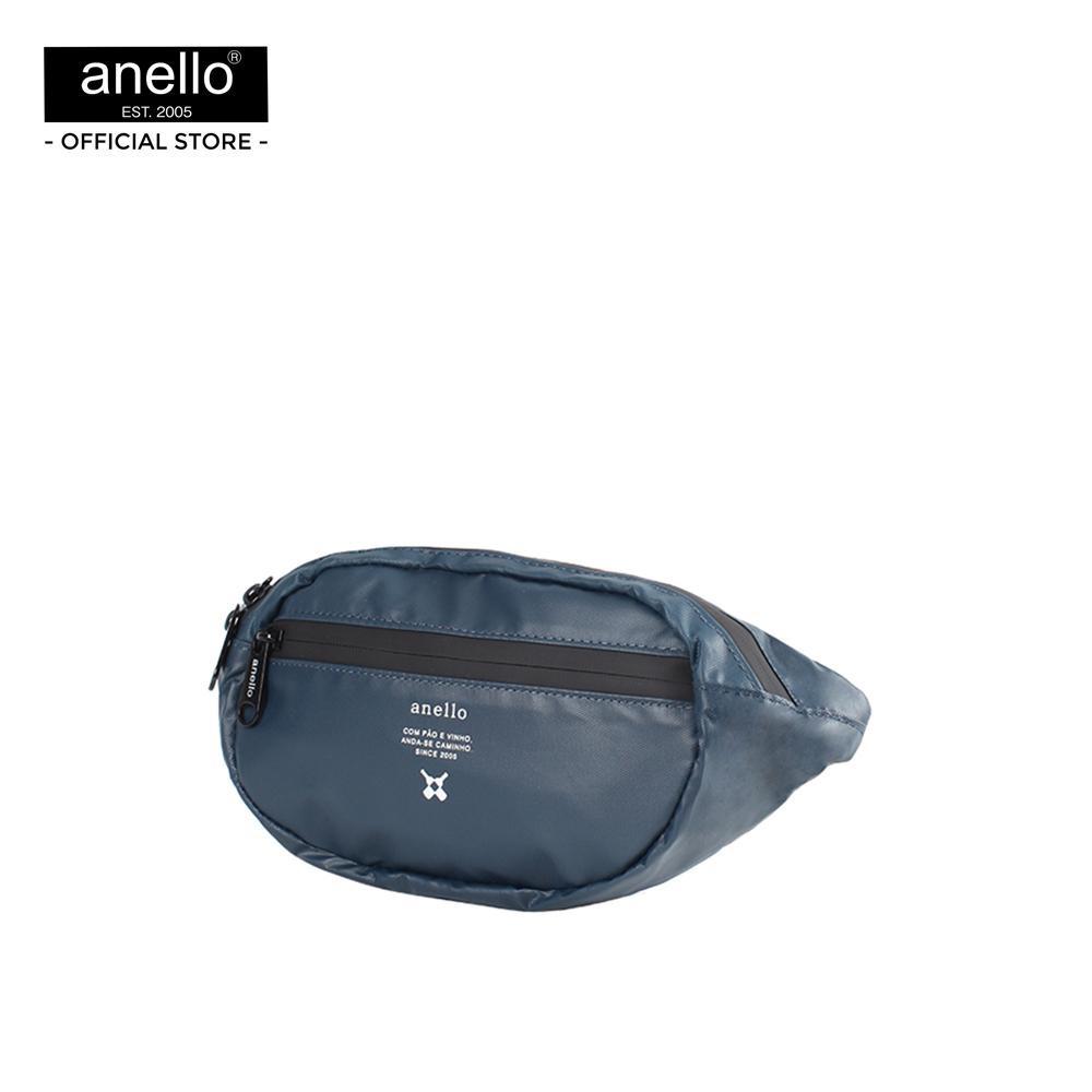 Anello กระเป๋าคาดเอว  REG W-Proof Waistbag_OS-N019 - NAVY