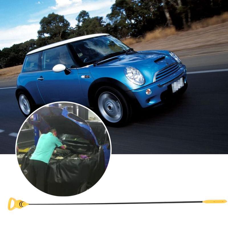Oil Dipstick Engine Oil Level Dipstick Tube Tool for MINI Cooper S R52 R53 01-08 11437509784