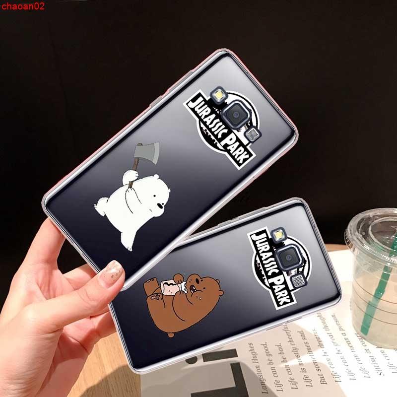 Samsung A3 A5 A6 A7 A8 A9 Star Pro Plus E5 E7 2016 2017 2018 4JZLJOS Pattern-3 Soft Silicon TPU Case Cover