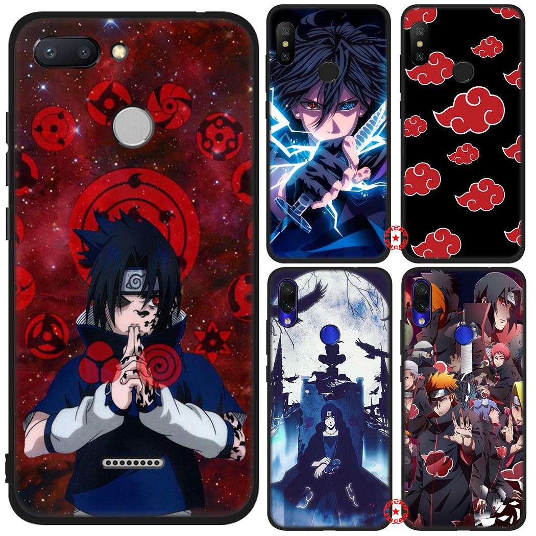 NARUTO เคสโทรศัพท์มือถือลายการ์ตูนนารูโตะสําหรับ Xiaomi Redmi Note 5 Pro Plus 8A 7A 6A 5A 4X 4A 110QK