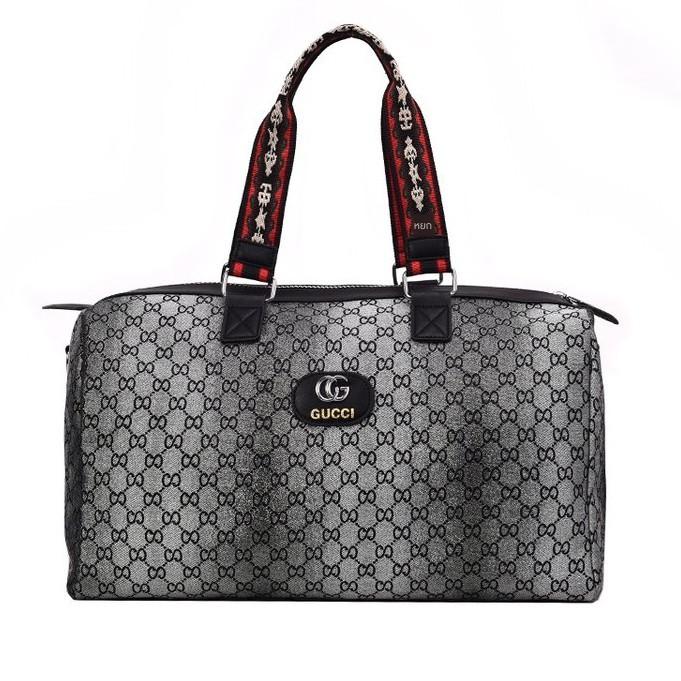 ◐✙✓11/15 GUCCI กระเป๋าเดินทาง แยกกระเป๋ายิมเปียกและแห้งกระเป๋าว่ายน้ำกระเป๋ากีฬากระเป๋าโยคะกระเป๋าเดินทางกระเป๋าถือกระเ