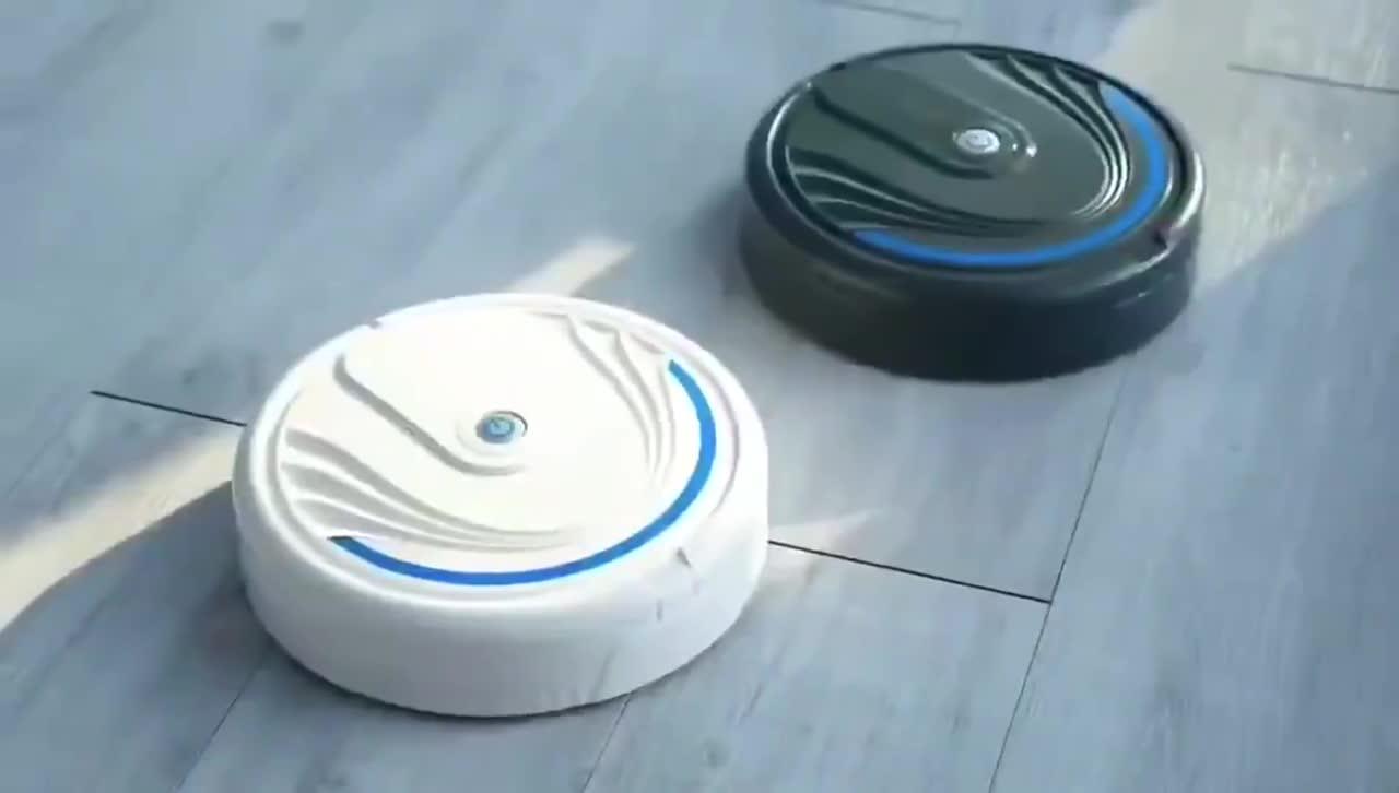 เครื่องกวาดฝุ่นอัตโนมัติ หุ่นยนต์ทำความสะอาด Sweeping Cl