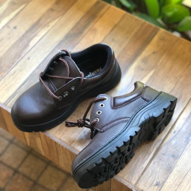 รองเท้าคัชชูผู้ชาย safty