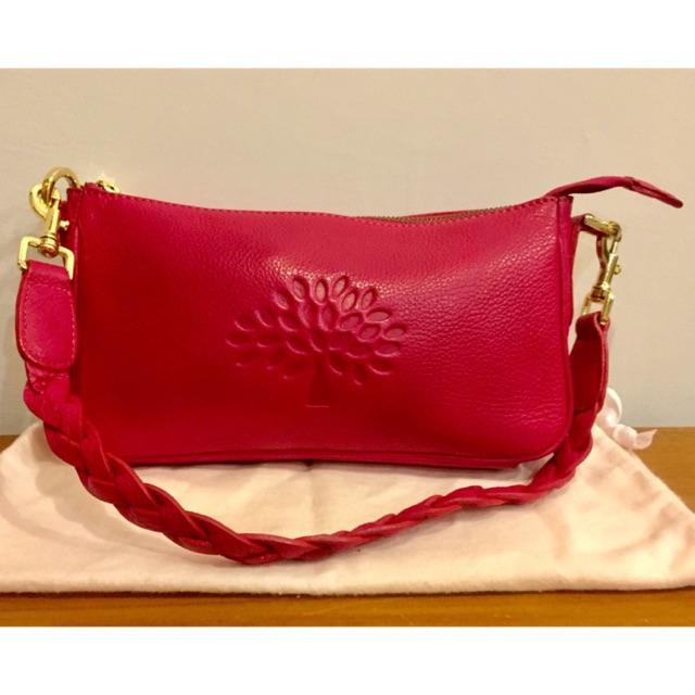 Mulberry Effie Satchel Cross Body Bag แท้ 💯%
