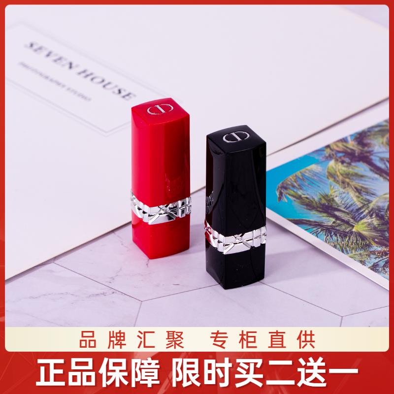 ≌ょ🔥จัดส่งที่รวดเร็ว🔥ดินสอเขียนคิ้ว Dior/Dior Lipstick ตัวอย่างขนาดกลางขนาดทดลองของแท้เคาน์เตอร์แบรนด์ใหญ่999 888 641ให