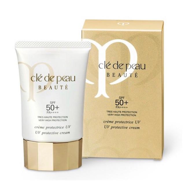 จัดโปรพิเศษ CLE DE PEAU Beaute UV Protection Cream SPF50+ PA++++ ...