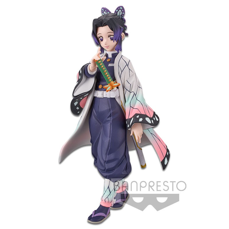 Bandai(บันได) BANPRESTO DEMON SLAYER: KIMETSU NO YAIBA FIGURE VOL.9(B:SHINOBU KOCHO)