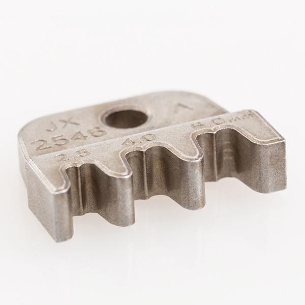 Paron JX-1601-2546 Alloy Steel Die For Ratchet Crimping Pliers