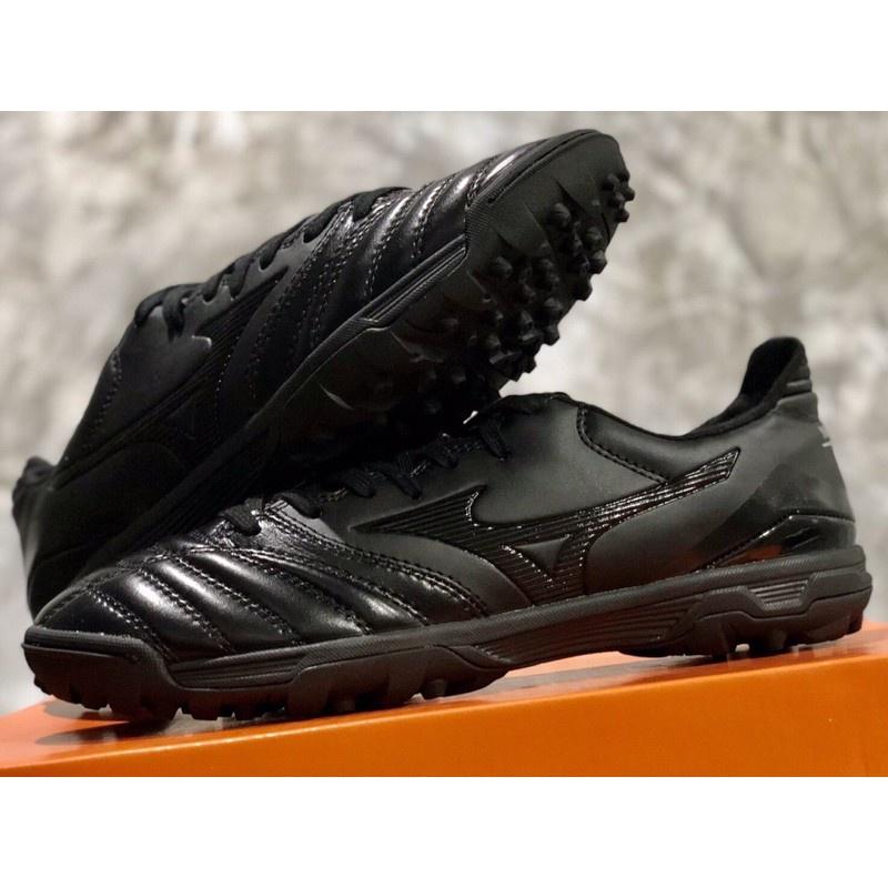 ❉รองเท้าร้อยปุ่มหนังแท้100%  Mizuno Morelia II Pro AS พร้อมส่ง เท้าอวบเท้าบาน+1size ค่ะ♔