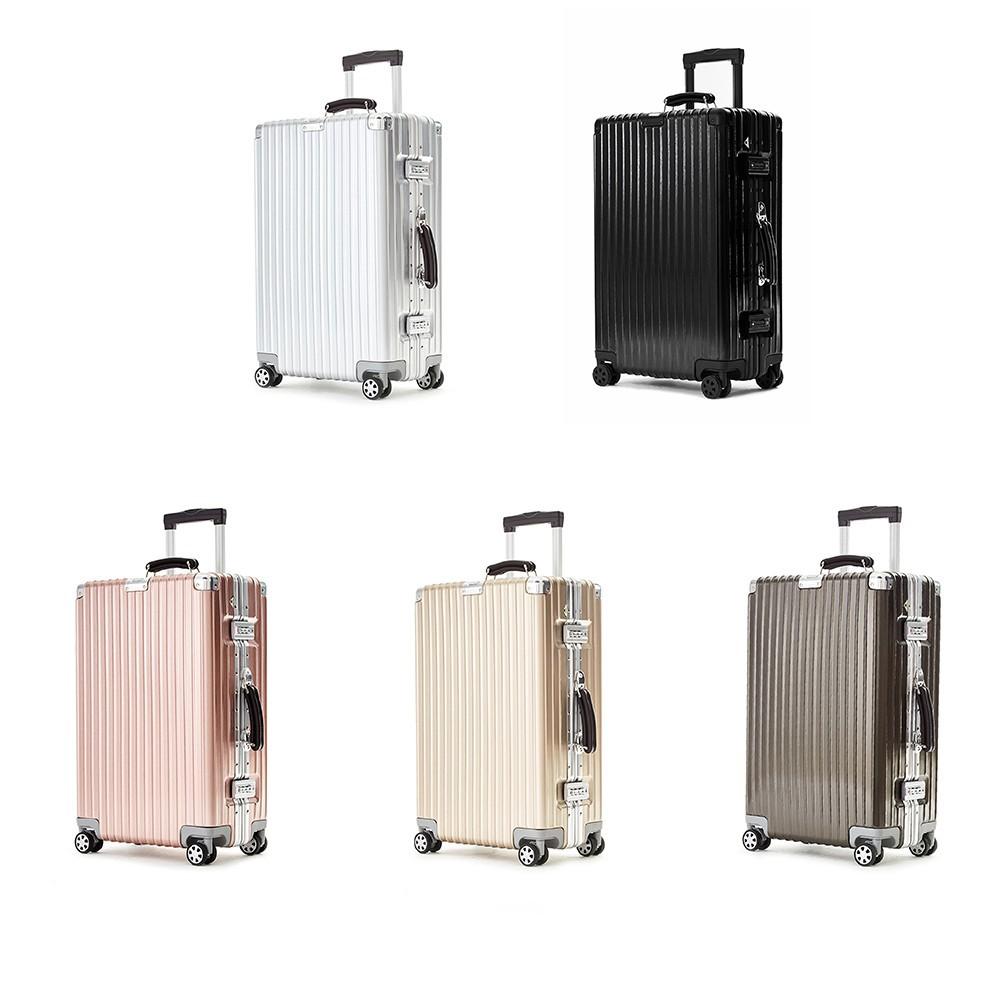 กระเป๋าเดินทางล้อลาก Luggage รุ่น Classic ขนาด 24นิ้ว กระเป๋าล้อลาก กระเป๋าเดินทางล้อลาก