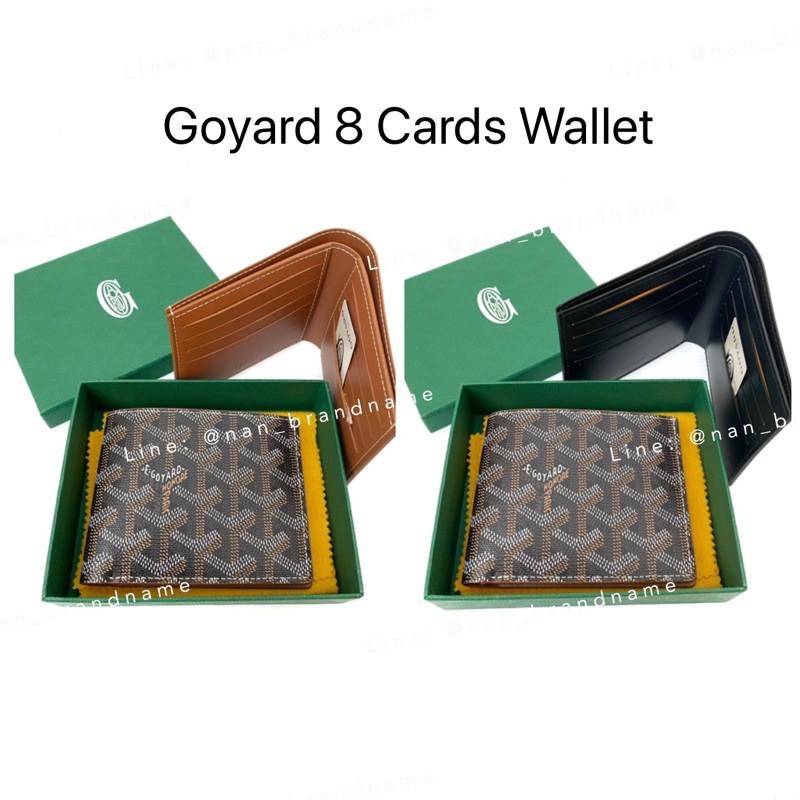 📌พร้อมส่ง📌New Goyard 8 Cards Wallet เลื่อนดูรูปใหญ่ค่ะ