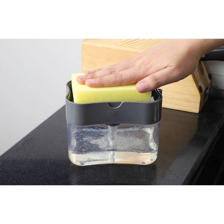 กล่องกดน้ำยาล้างจาน
