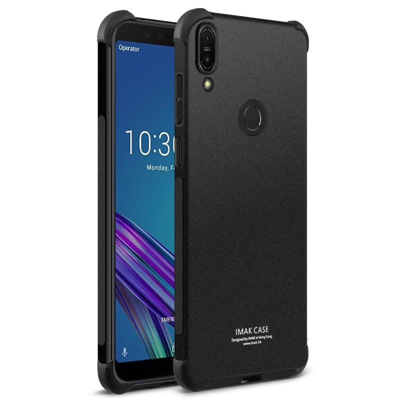 Image # 4 of Review ASUS Zenfone Max Pro M1 ZB601KL/ZB602KL IMAK Full Cover Soft Silicone TPU Case