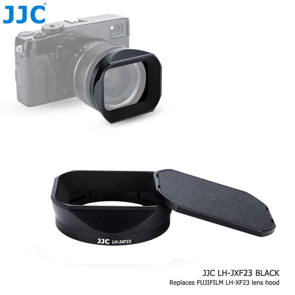 JJC เลนส์ฮู้ดสำหรับ Fujinon XF 23mm F1.4 และ 56mm F1.2 R (APD) บน Fuji X-T30 X-T20 X-T10 X-T10 X-Pro2 X-Pro1 X-T3 X-T2 XT3 แทนที่ LH-XF23