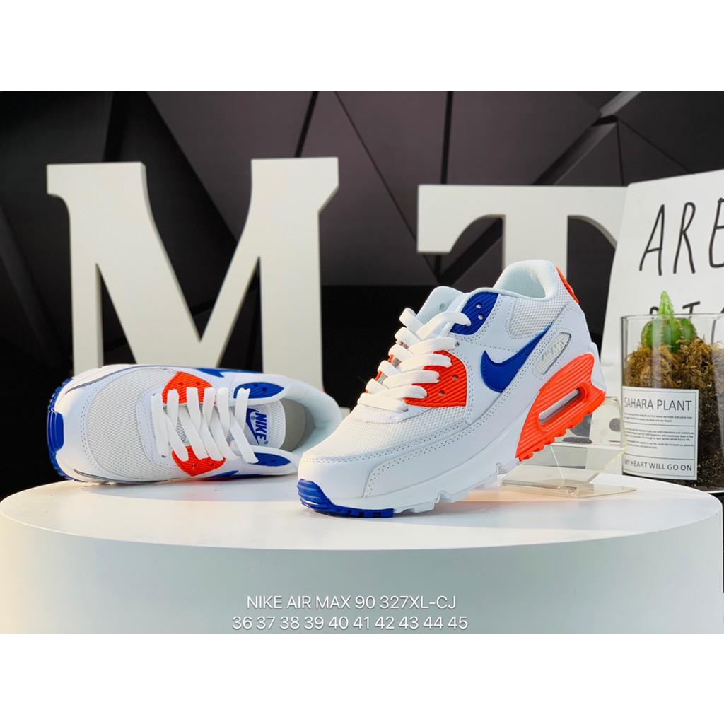 Nike Air Max90 Classic Nike Max90 รองเท้าวิ่ง