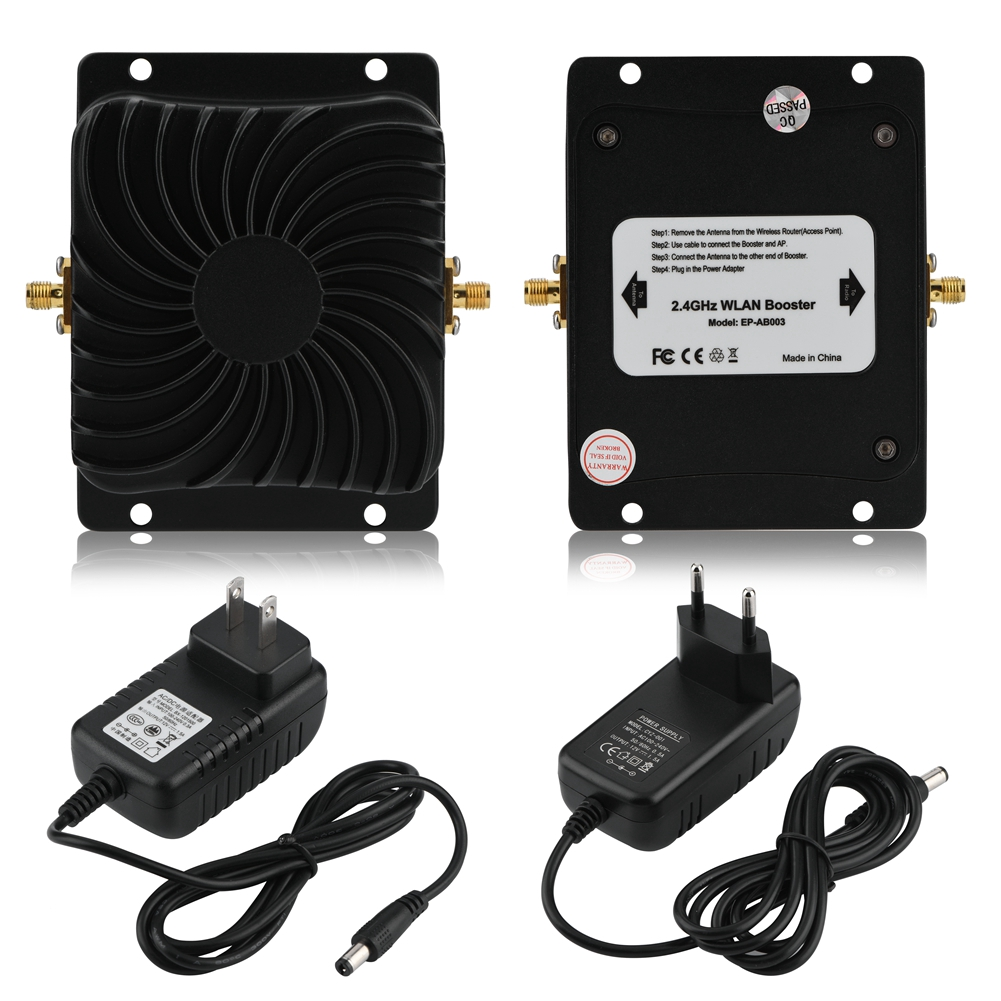 5W 5GHz WiFi Wireless Broadband WLAN Signal Extender Range Booster Amplifier