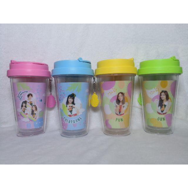แก้วน้ำ BNK 48 All Cafe 4 สี