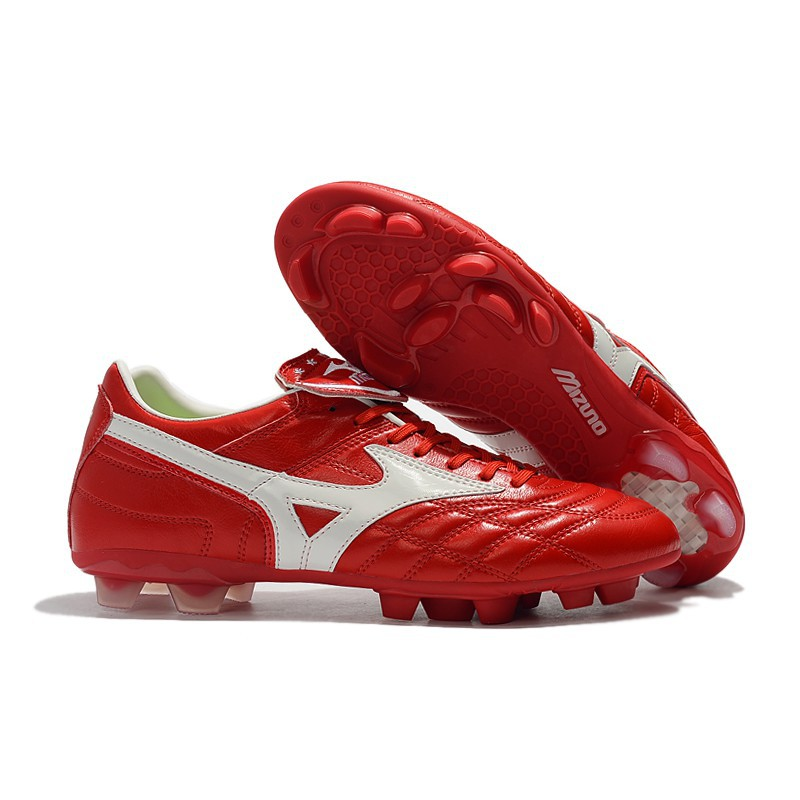รองเท้าฟุตบอลขนาด 39-45 Mizuno morelia II Made-0285