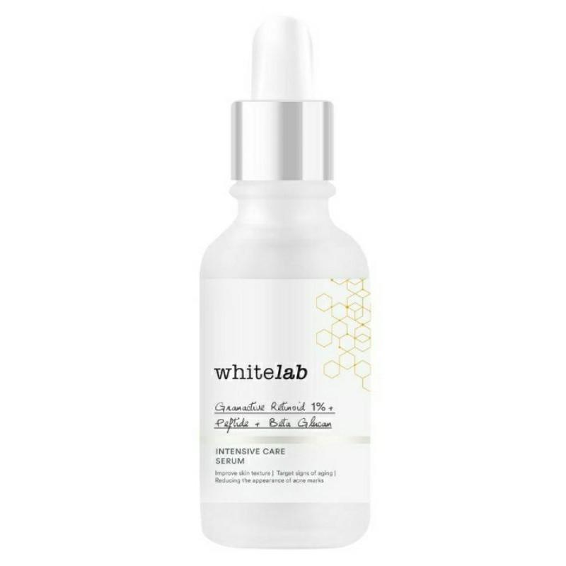 Whitelab เซรั่มบํารุงผิว (granactive Retinoid 1% + Peptide + Beta Glucan)