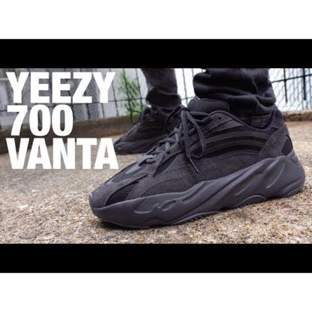 Adidas YEEZY BOOST 700 V2 Vanta #8UKแท้จากช็อปไทย
