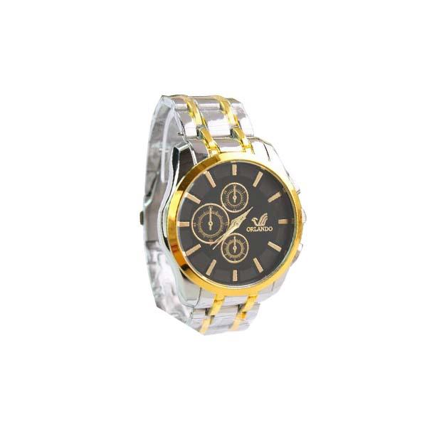 AMELIA Orlando นาฬิกาข้อมือ (พร้อมส่ง) นาฬิกา ผู้ชาย ผู้หญิง นาฬิกาควอตซ์ (มีเก็บเงินปลายทาง) AW006