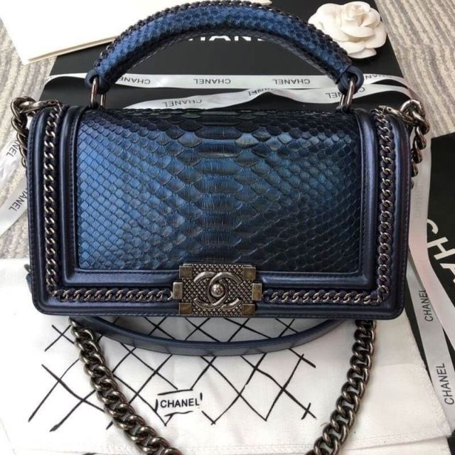 Chanel Boy Bag - Original Quality กระเป๋า Chanel