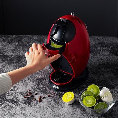 """‐""""กาแฟDelonghi เครื่องชงกาแฟแคปซูล edg250เนสท์เล่ขนาดเล็กนำเข้าเครื่องทำฟองนมแฟนซีร้อนและเย็น"""