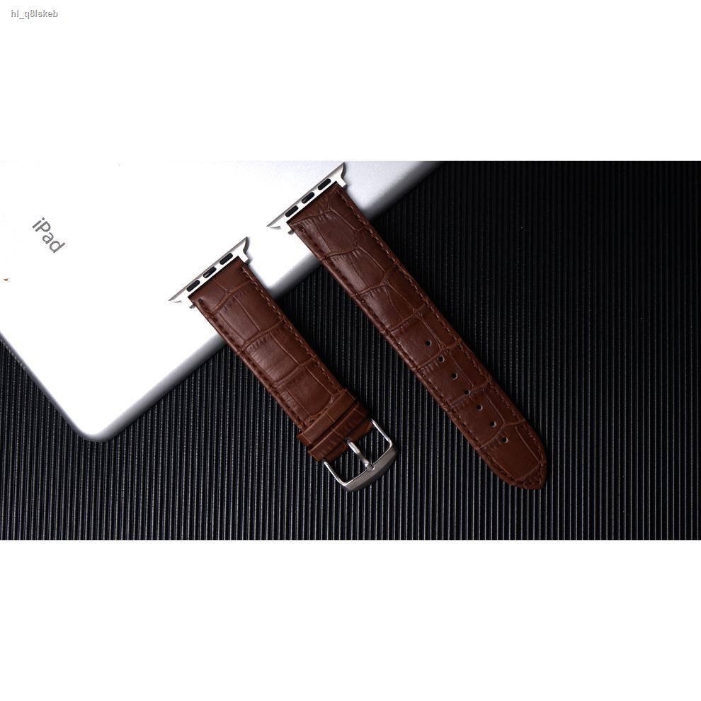 【hot】♝▲▩สาย Applewatch ที่ใช้งานได้ Milanese Apple iwatch2 / 34 รุ่นนาฬิกาโลหะอุปกรณ์สแตนเลส