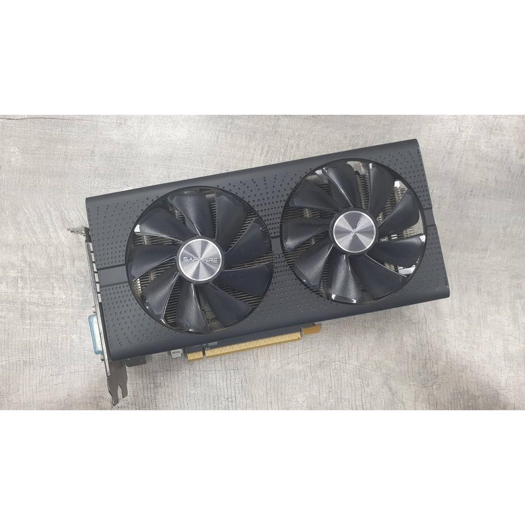 AMD RX 580/8GB SAPPHIRE PULSE (D5) มือสอง