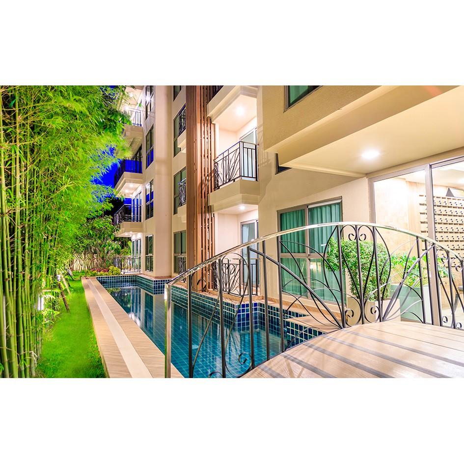 คอนโดซิตี้ การ์เด้น ทรอปิคาน่า-บัตรกำนัล- City Garden Tropicana Condo For Rent-Discount Voucher