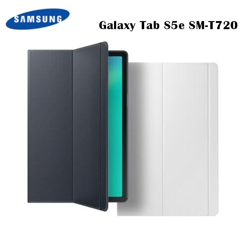 พร้อมส่ง Samsung Galaxy Galaxy Tab S5E  เคส ใส่ปากกา SM-T720 SM-T725 Book Cover Tablet Casing Stand Magnetic Flip Cover with Auto Sleep Wake Function Case