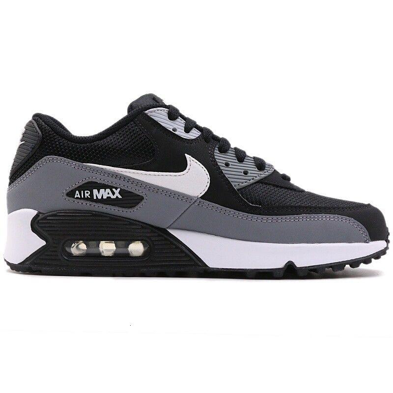 OriginalOriginal Airmax 90 NIKE AIR MAX 90 ESSENTIAL Free Shipping Men's Running Shoes Comfortable Outdoor
