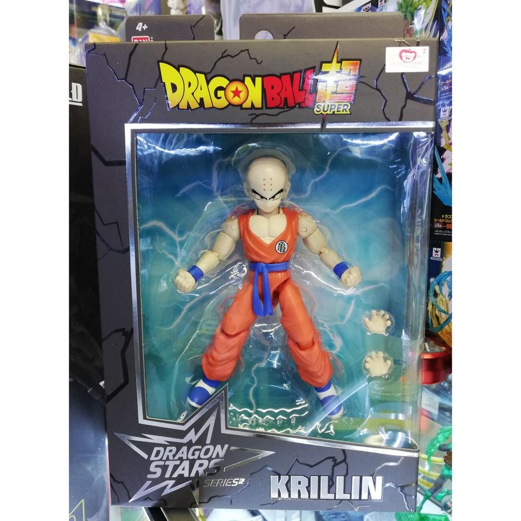 Dragon Ball Super Dragon Stars Krillin[Model Figure งานแท้]045557367664