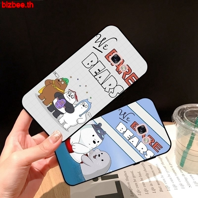 BZ- Samsung A3 A5 A6 A7 A8 A9 Pro Star Plus 2015 2016 2017 2018 WG-HBTX pattern-3 Silicon Case Cover