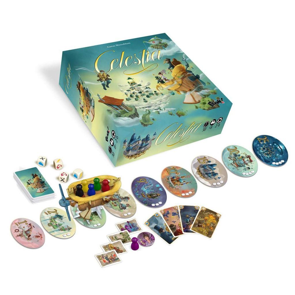 Image result for celestia board game