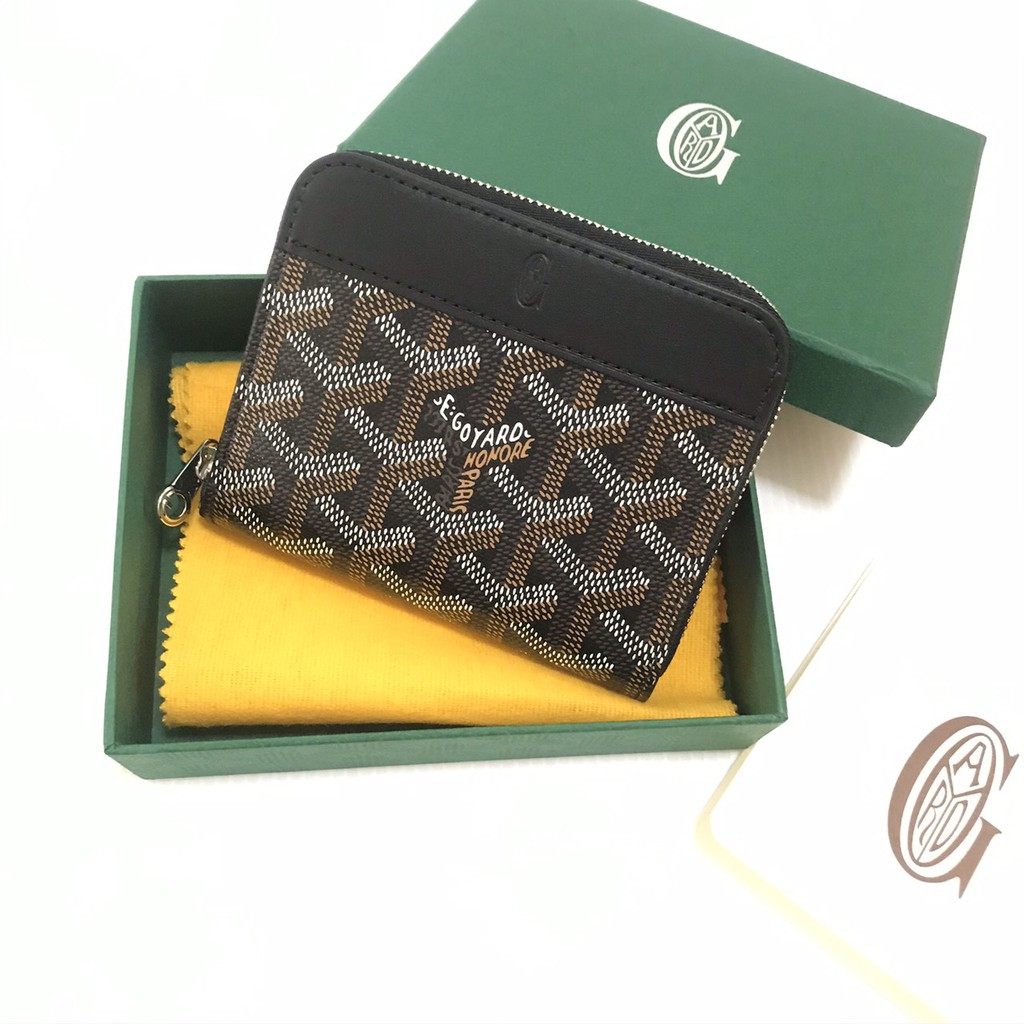 New Goyard zippy short wallet fullset #Lzaa1308