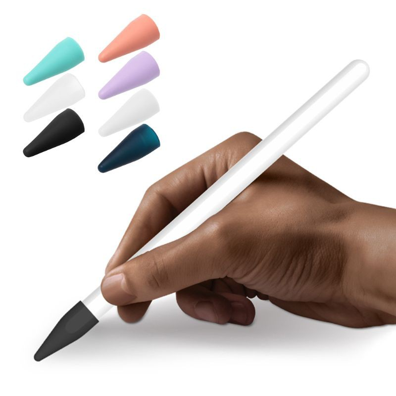 ปลอกซิลิโคนสวมปากกาสําหรับ Apple Pencil 2nd Generation