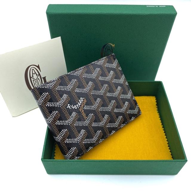 Goyard wallet men ของแท้⚡️ส่งฟรีEMS ทุกรายการ