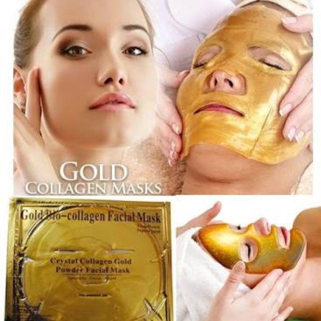 ราคาส่ง!!! มาร์คหน้ากาก ทองคำ หน้าขาวใส