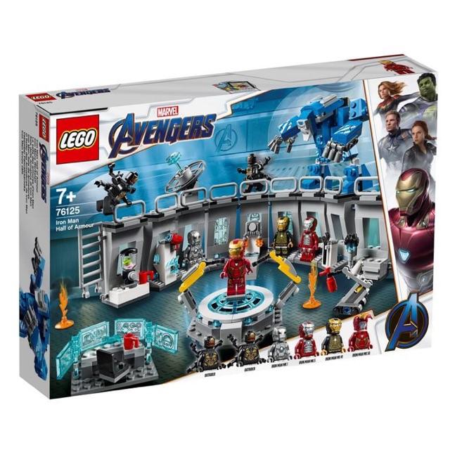 เลโก้ lego marvel superheros 76125