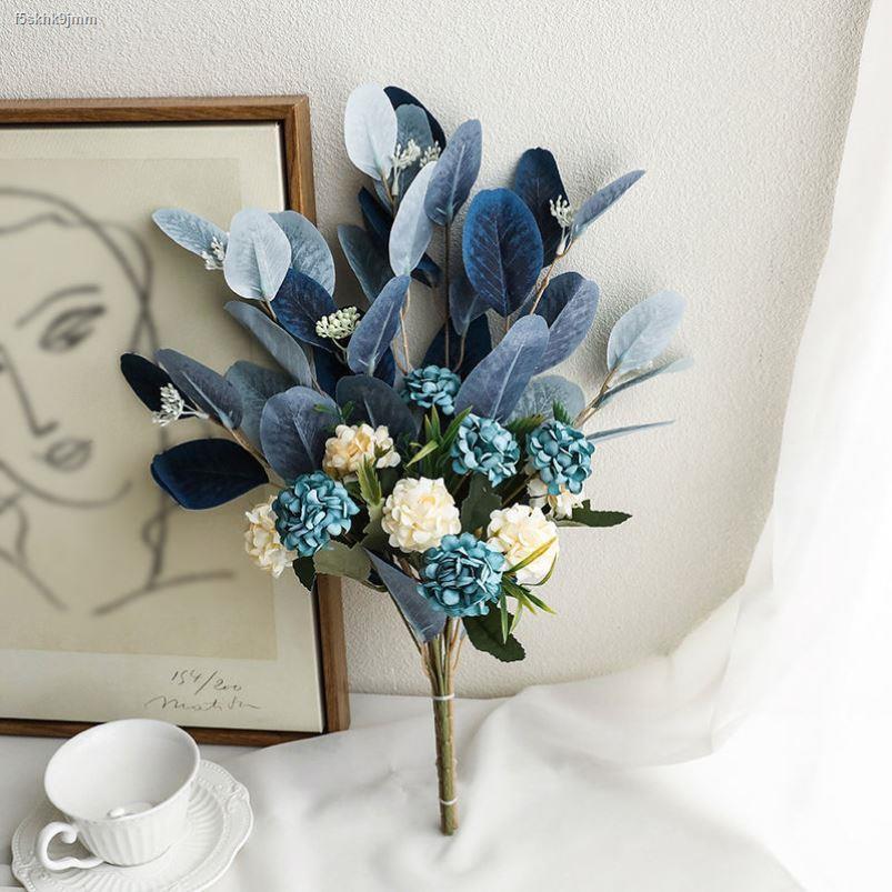 การจำลองพันธุ์ไม้อวบน้ำ♀✳ดอกไม้ปลอม ดอกไม้พลาสติก ดอกไม้แห้ง ดอกไม้จำลอง ตกแต่งโต๊ะนั่งเล่น ช่อดอกไม้ ของตกแต่ง ต้นไม้เข