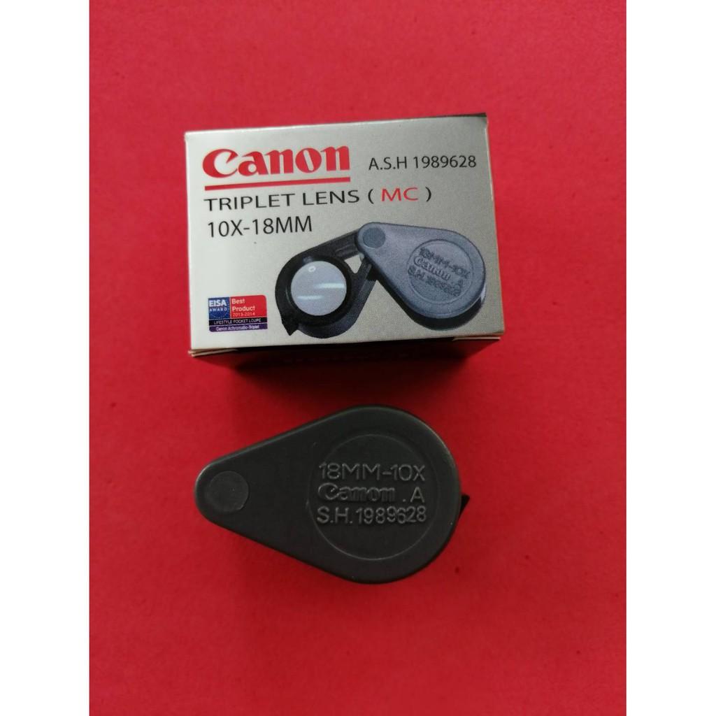 กล้องส่องพระ CANON A.S.H 1989628 กำลังขยาย10X