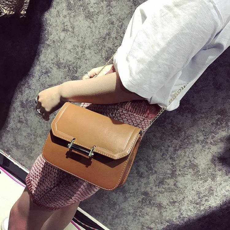 กระเป๋าสะพายไหล่แฟชั่นสไตล์เกาหลี anello กระเป๋าสะพายข้าง coach พอ กระเป๋า sanrio gucci marmont gucci dionysus