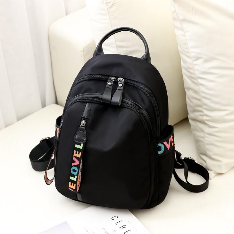 ♠▲21 ใหม่ กระเป๋าสตรี แฟชั่น กระเป๋านักเรียน ทุกแบบ กระเป๋านักเรียน ผ้าใบกันน้ำ เดินทาง กระเป๋าเป้ใบเล็ก ผ้า Oxford กระเ