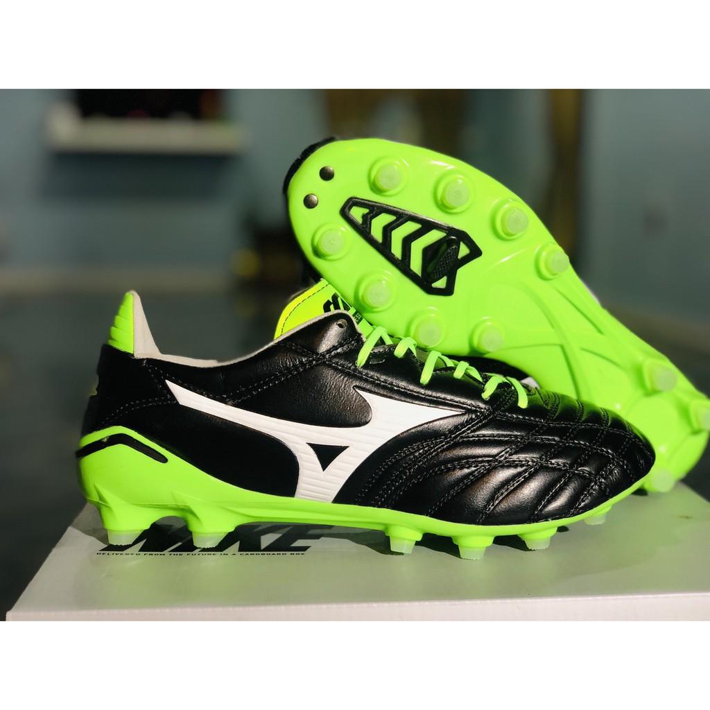 MIZUNO MORELIA NEO IIรองเท้าสตั๊ด รองเท้าฟุตบอล รองเท้าฟุตบอลมิซูโน่ รองเท้าสตั๊ดมิซูโน่ พร้อมส่งฟรี