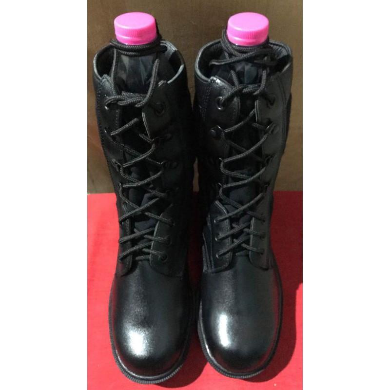 รองเท้าคอมแบท (ทหารสีดำ)